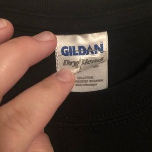 Gildan Shirts - 💥FINAL PRICE💥 GILDAN Fox Racing Sz Medium Shirt